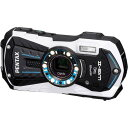 ペンタックス PENTAX 防水Optio WG-2GPS グロスホワイト OPTIOWG-2GPSWH 新品SDカード付き