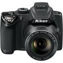 ニコン Nikon COOLPIX P500 ブラック P500 SDカード付き