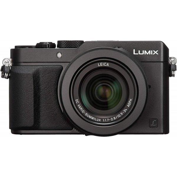 デジタルカメラ, コンパクトデジタルカメラ  Panasonic LX100 43 4K DMC-LX100-K SD