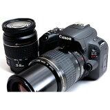 キヤノン Canon EOS Kiss X9 ダブルズームセット 美品 8GB SDカード付き