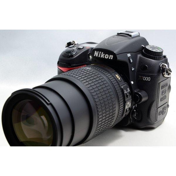 デジタルカメラ, デジタル一眼レフカメラ  Nikon D7000 SD