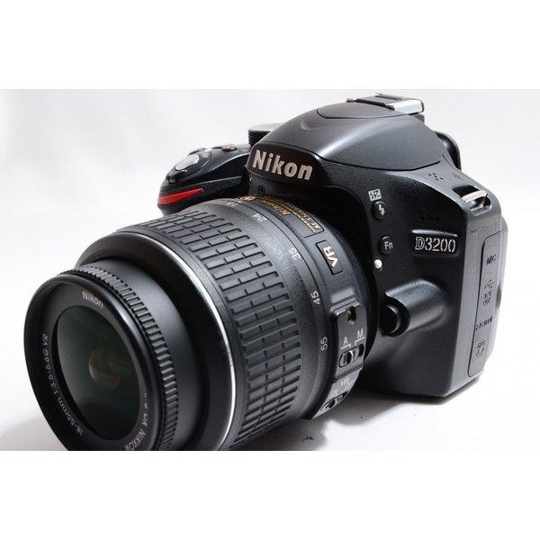 デジタルカメラ, デジタル一眼レフカメラ  Nikon D3200 SD