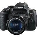 キヤノン Canon EOS Kiss X8i レンズキット EF-S18-55mm F3.5-5.6 IS STM 付属 新品SDカード付き