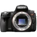 ソニー SONY α55 ボディ SLT-A55V 新品SDカード付き
