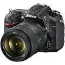 【4/9~16最大4000円OFFクーポン】ニコン Nikon D7200 18-300VR レンズキット SDカード付き