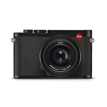ライカ Leica コンパクトデジタルカメラ Q2 ブラック(19050)