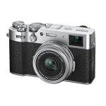 FUJIFILMフジフイルムコンパクトデジタルカメラX100Fブラック【2017年2月下旬発売予定】