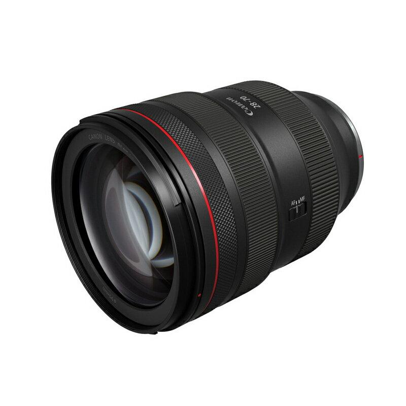 Canon キヤノン 大口径ズームレンズ RF28-70mm F2L USM
