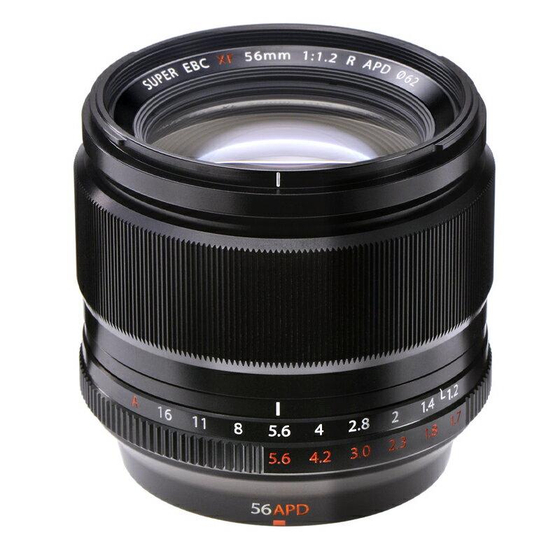 【12月4日20:00-12月11日1:59最大6,000円OFFクーポン発行中!】FUJIFILM フジフイルム 大口径・中望遠単焦点レンズ XF 56mm F1.2 R APD