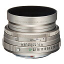 PENTAX (ペンタックス) smc PENTAX-FA 43mm F1.9 Limited シルバー 標準単焦点レンズ