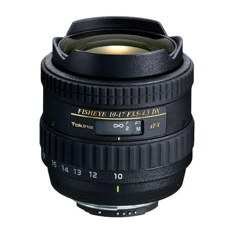 Tokina(トキナー)『魚眼ズームレンズ AT-X 107 DX Fisheye 10-17mm F3.5-4.5』