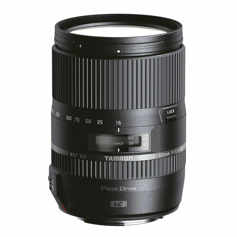 カメラ・ビデオカメラ・光学機器, カメラ用交換レンズ TAMRON 16-300mm F3.5-6.3 Di II PZD MACRO Nikon() (B016)