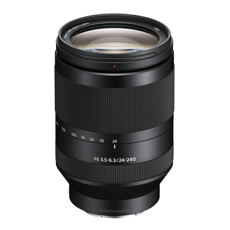 SONY ソニー 高倍率ズームレンズ FE 24-240mm F3.5-6.3 OSS SEL24240 ミラーレス一眼カメラ用