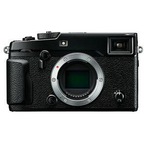 【送料無料】 FUJIFILM フジフイルム ミラーレス一眼カメラ X-Pro2 ボディ ブラ…