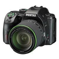 PENTAXペンタックスデジタル一眼レフカメラK-7018-135WRレンズキットブラック