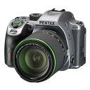 【お買い物マラソン期間限定!エントリーで全品ポイント5倍】PENTAX ペンタックス デジタル一眼レフカメラ K-70 18-135WR レンズキット シルキーシルバー