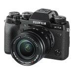 【送料無料】FUJIFILMフジフイルムミラーレス一眼カメラX-T2XF18-55mmレンズキット