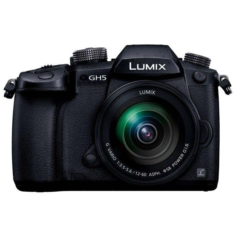 デジタルカメラ, ミラーレス一眼カメラ Panasonic LUMIX GH5 (DC-GH5M-K