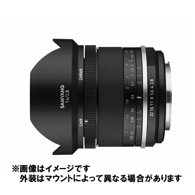 カメラ・ビデオカメラ・光学機器, カメラ用交換レンズ SAMYANG SAMYANG MF 14mm F2.8 MK2 F AE