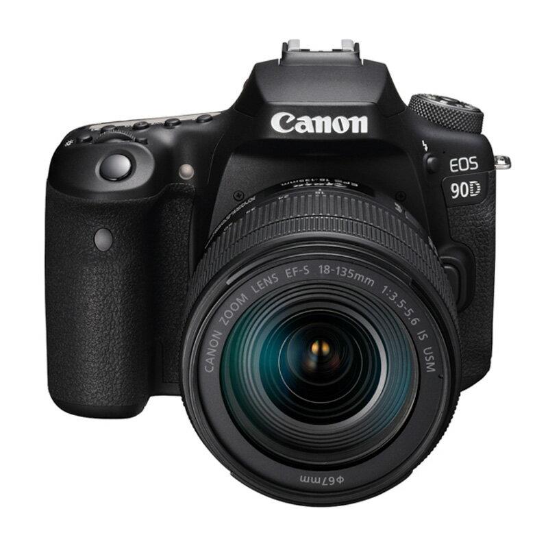 デジタルカメラ, デジタル一眼レフカメラ 5Canon EOS 90D EF-S18-135 IS USM