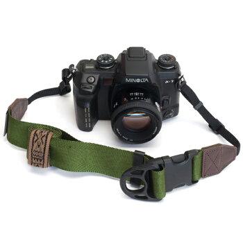 <公式>伸縮自在のカメラストラップ!/diagnl(ダイアグナル)/NinjaCameraStrap(ニンジャカメラストラップ)38mmBlack{一眼レフ}{伸縮自在}{カメラ一眼}{マイクロ}{ミラーレス}