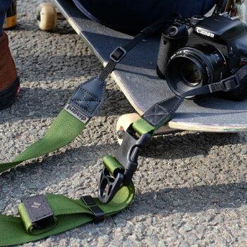 <公式>伸縮自在のカメラストラップ!/diagnl(ダイアグナル)/NinjaCameraStrap(ニンジャカメラストラップ)38mm{一眼レフ}{伸縮自在}{カメラ一眼}{マイクロ}{ミラーレス}