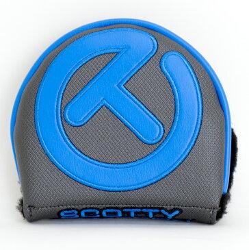 スコッティキャメロン サークルT ヘッドカバー インダストリアル [ ブルー×グレイ ] X5 / X7