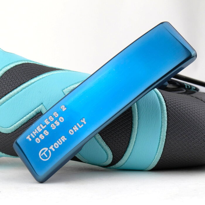 【保証書付】 スコッティキャメロン ツアーパター Timeless 2 GSS Blue Pearl Polished around the cavity(Scotty Cameron / ツアーモデル)