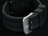 LUMINOXルミノックスクロノグラフ腕時計ネイビーシ-ルズ3081.BLACKOUTブラックアウト