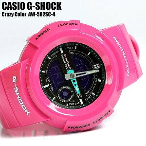 カシオ CASIO G-SHOCK 腕時計 AW-582SC-4カシオ CASIO G-SHOCK 腕時計 クレイジーカラーAW-582S...