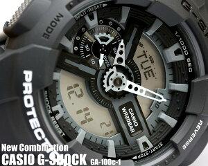 カシオ Gショック G-SHOCK 腕時計G-SHOCK Gショック ジーショック カシオ CASIO 腕時計 GA-110C-1