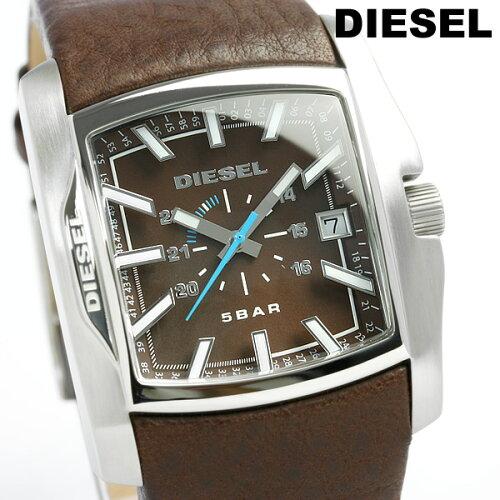 ディーゼル DIESEL 腕時計 メンズ 革ベルト ディーゼル DIESEL ディーゼ...
