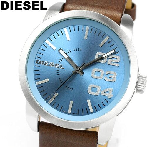 ディーゼル DIESEL 腕時計 革ベルト ディーゼル DIESEL ディーゼル 革ベ...