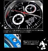 ミッキー腕時計/ミッキー/腕時計/ミッキーマウス/時計/80周年記念カラーメタルウォッチ