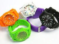 ≪シチズン≫≪腕時計≫シリコンラバー腕時計カラフルシチズン腕時計メンズ腕時計レディー