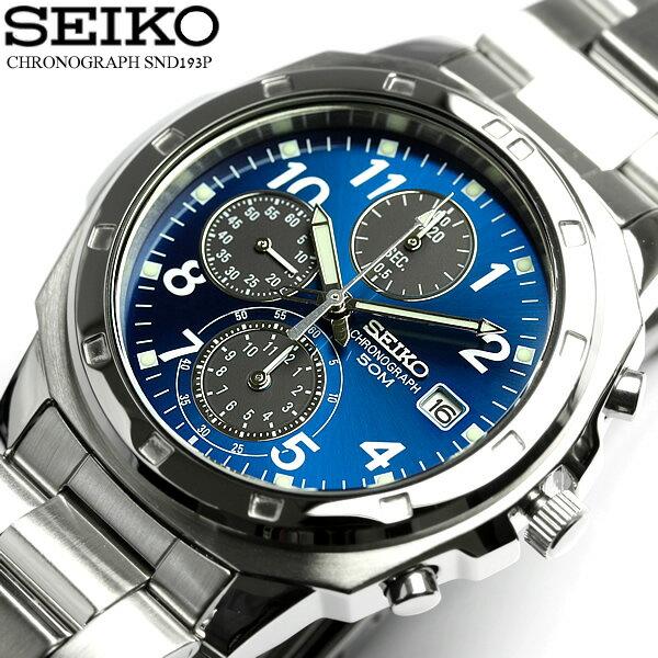 腕時計, メンズ腕時計  SEIKO Mens SND193