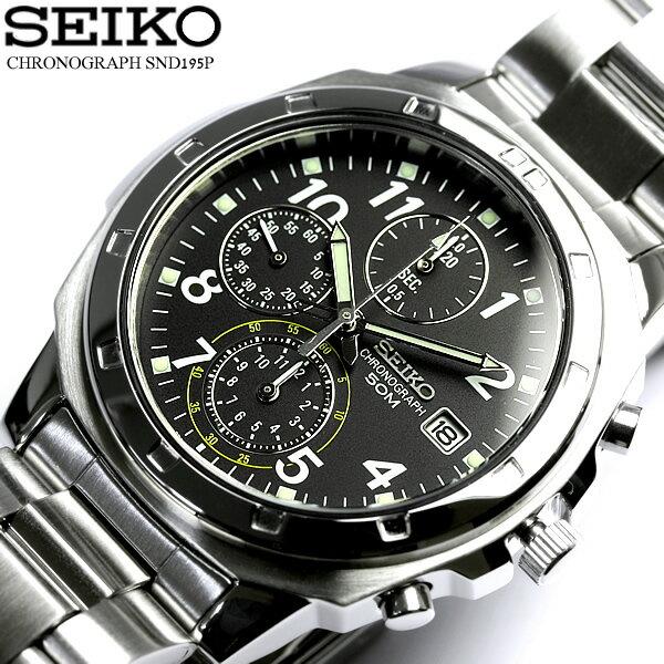 腕時計, メンズ腕時計  SEIKO Mens SND195