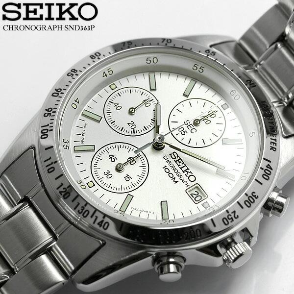 腕時計, メンズ腕時計 SEIKO Mens 120 SND363