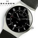 【スカーゲン SKAGEN】 腕時計 メンズ 233XXLSLB 星野...