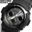 【G-SHOCK/腕時計】Gショック 電波ソーラー ソーラー電波時計 G-SHOCK ジーショック CASIO カシオ 腕時計 AWG-M100B-1A メンズ うでどけい Men's