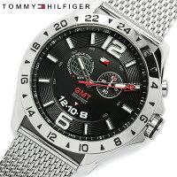 【送料無料】【TOMMYHILFIGER】【トミーヒルフィガー】腕時計メンズトミー時
