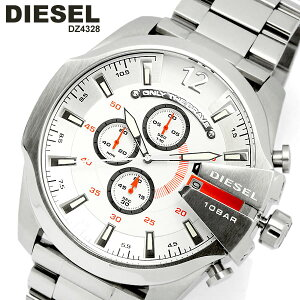 【送料無料】【DIESEL】【ディーゼル】 腕時計 メンズ クロノグラフ 多針アナログ表示 10気圧防...