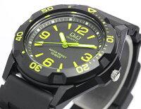 【CITIZEN/シチズン】Q&Qカラフルウォッチメンズレディース腕時計10気圧防水キッズ子供ユニセックスダイバーズモデル