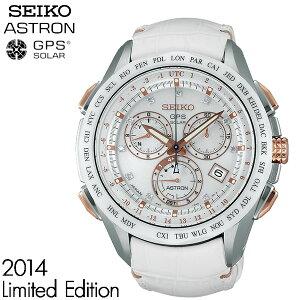 【送料無料】【SEIKO】【セイコー】 ASTRON アストロン メンズ 腕時計 電波ソーラー ソーラーGP...