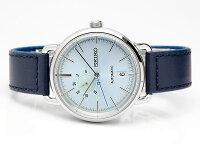 【送料無料】【SEIKO】【セイコー】スピリットスマート自動巻き腕時計メンズブルーS