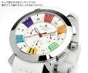 【Salvatore Marra/サルバトーレマーラ】 腕時計 メンズ クロノグラフ 立体インデックス 限定モデル ラバー SM14102 ウォッチ MEN'S 多針アナログ 父の日 ギフト 3
