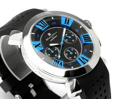 【SalvatoreMarra/サルバトーレマーラ】腕時計メンズクロノグラフ立体インデックス限定モデルラバーSM14102ウォッチうでどけいMEN'S