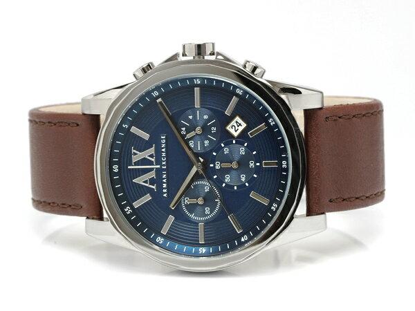 【マラソンSALE】【】アルマーニ エクスチェンジ ARMANI EXCHANGE クロノグラフ 腕時計 メンズ AX2501 うでどけい 男性用 MEN'S クロノ