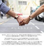 KLASSE14クラス14腕時計メンズ42mm革ベルトレザーローズゴールドシルバーVOLAREクラスフォーティーン人気ブランドウォッチクラッセクラセ