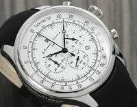 サルバトーレマーラ腕時計メンズクロノグラフクロノ革ベルトレザー腕時計メンズ腕時計ブラ